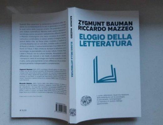 Elogio della letteratura di Zygmunt Bauman e Riccardo Mazzeo: discorso sulla relazione tra letteratura e sociologia