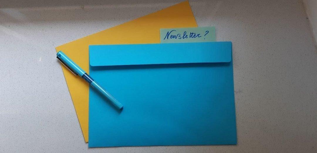 Newsletter al blog: cos'è, come crearla e, la leggeresti? Lettera aperta al lettore