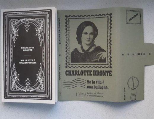 La determinazione e la libertà di Charlotte Brontë in un libro da spedire e...