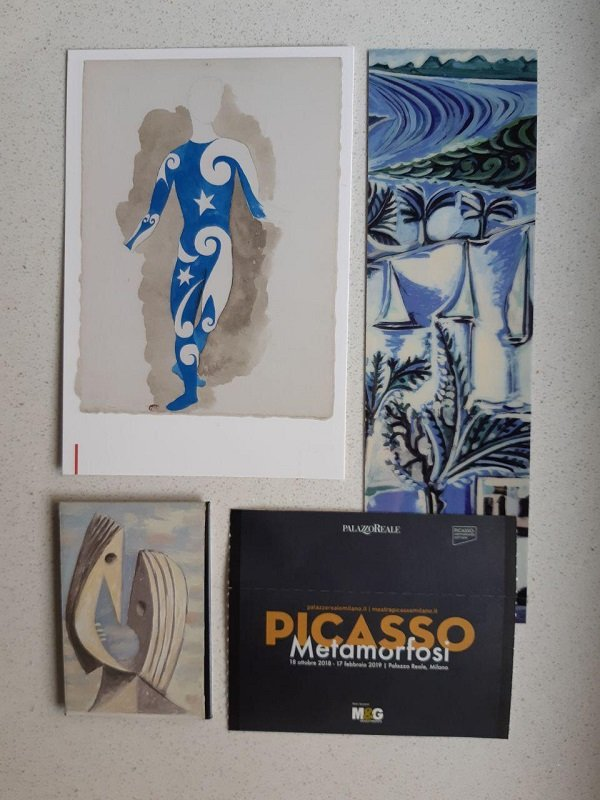 Picasso Metamorfosi souvenir