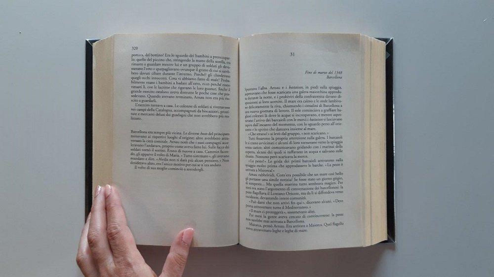 leggere La cattedrale del mare di Ildefonso Falcones