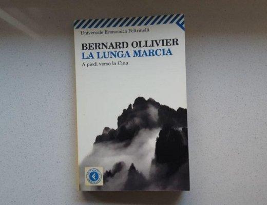 La lunga marcia di Bernard Ollivier: a piedi verso la Cina