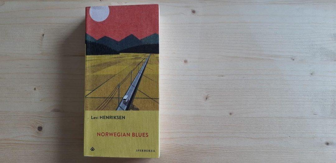 Norwegian Blues di Levi Henriksen: il dietro le quinte di un romanzo da copertina