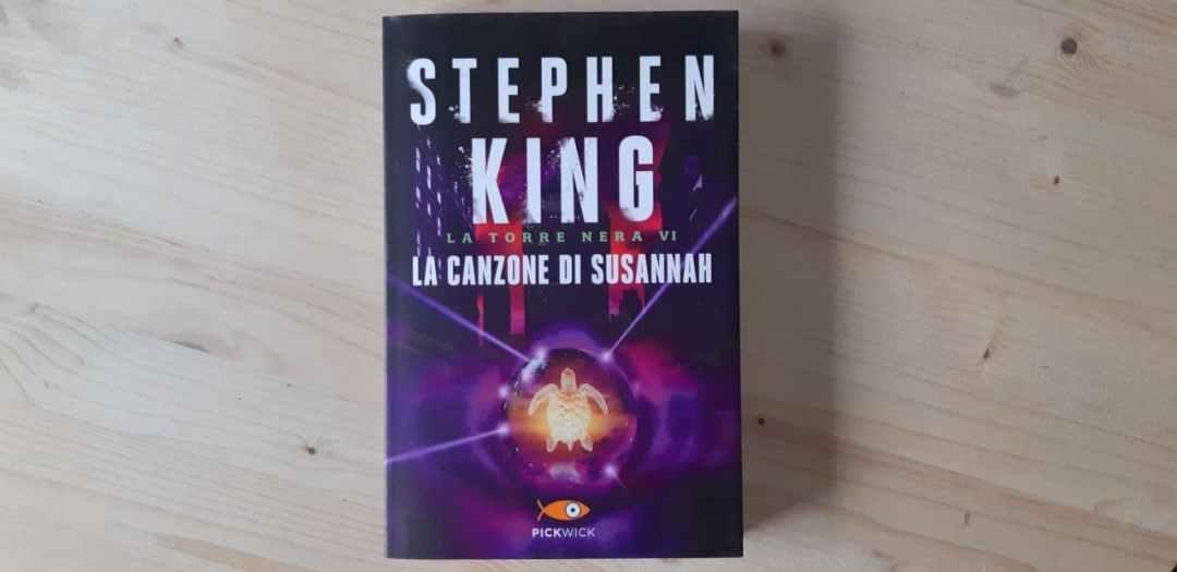 La canzone di Susannah di Stephen King: romanzo binario de La torre nera