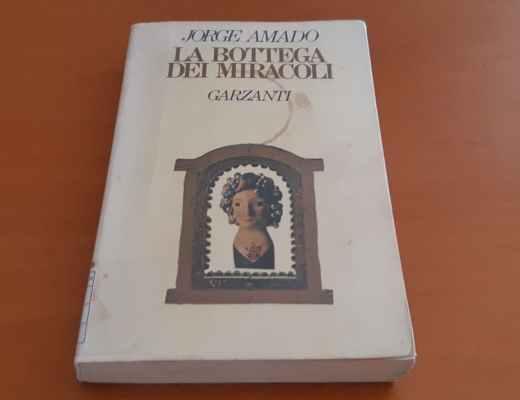 La bottega dei miracoli di Jorge Amado e la storia di Pedro Archanjo