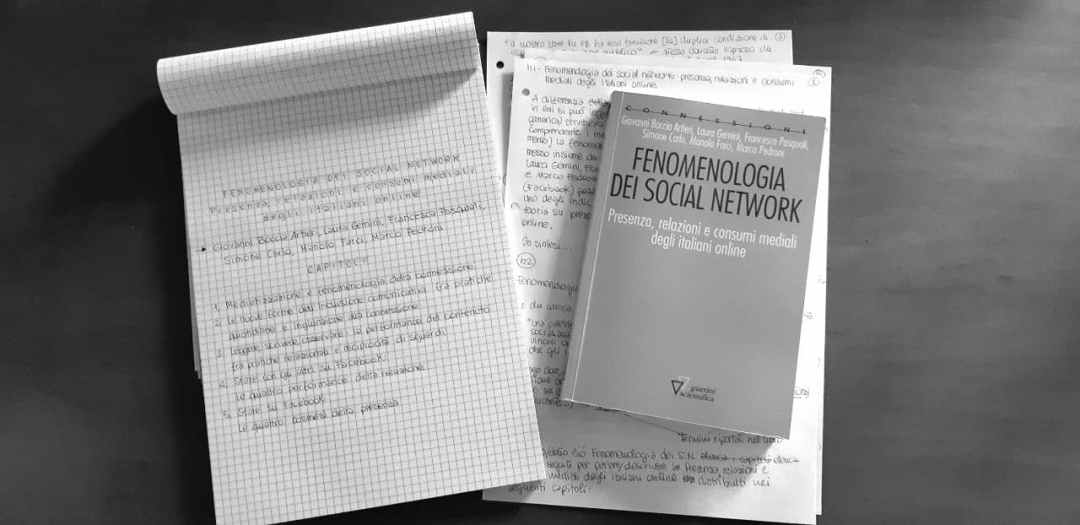 Fenomenologia dei Social Network: una lettura d'orientamento