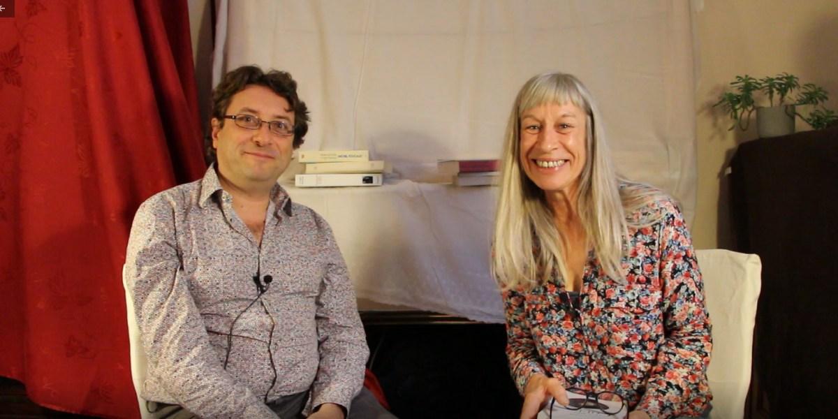 Photo de l'interview Hervé et Nathalie