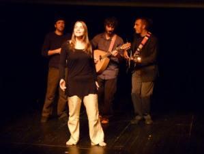 Marie-Laure et les musiciens (le cinquième rêve)