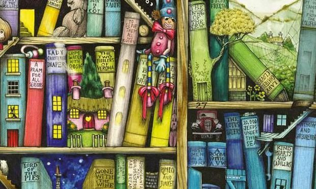 Numa et la bibliothèque magique