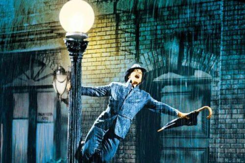 Rencontres poétiques sous la pluie.