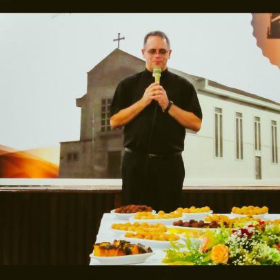 Missa com Rito de Posse do Novo Pároco Padre Edilson de Medeiros