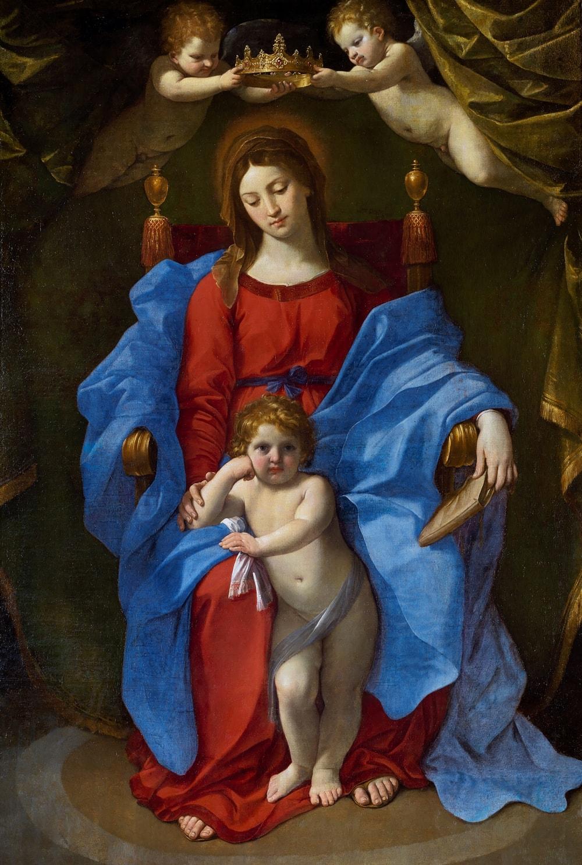 Virgem Maria Nosso Senhor Guido Reni