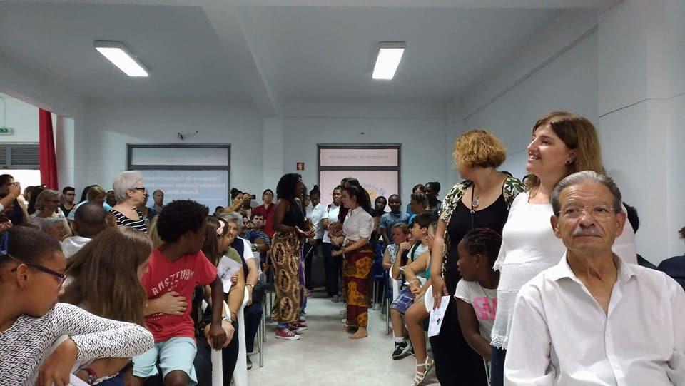 Inauguração do novo espaço do Núcleo Casal do Cotão