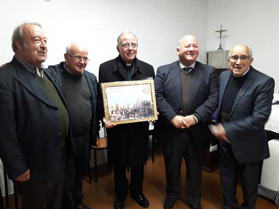 Visita do Cardeal D. Manuel Clemente – 18 anos