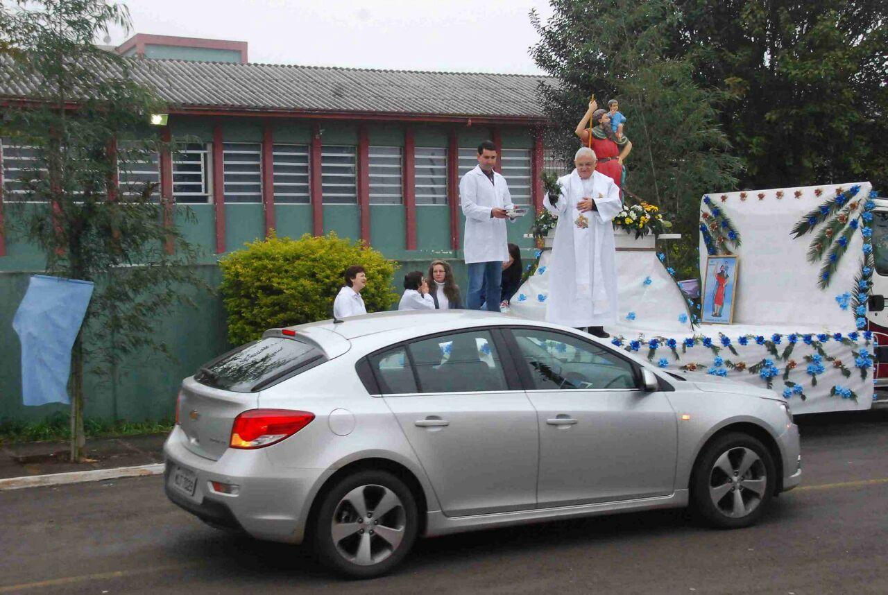 Tradicional Festa De São Cristóvão – Padroeiro Dos Motoristas