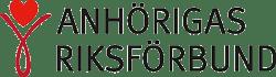 Anhörigas Riksförbund Sverige logo