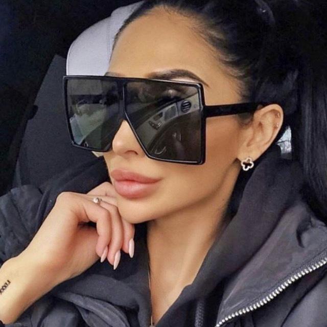 Oversize napszemüveg