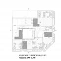 Nicolás San Juan / Taller 13 Arquitectura Regenerativa Planta