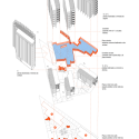 118 Subsidized dwellings, offices, retail spaces and garage / Amann Canovas Maruri Diagrama 2