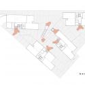 118 Subsidized dwellings, offices, retail spaces and garage / Amann Canovas Maruri Planta Baja