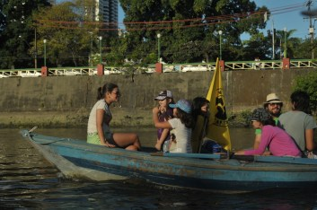 Barqueata nas Graças. Novembro/2014