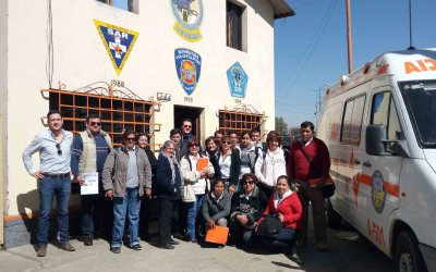 Capacitación SAR-Bolivia