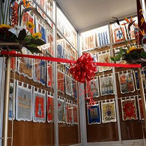 Inauguracion Banderines 2014