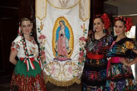 Fiesta Guadalupana 2015