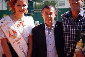 Premiación torneo de Padel y Tennis 2014