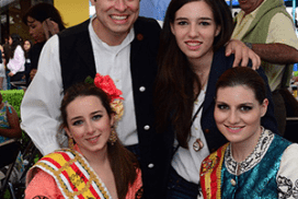 Romeria del Pilar 2014
