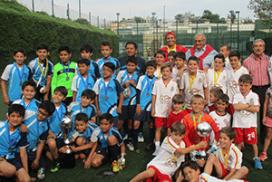 Final de Fútbol Infantil 2017