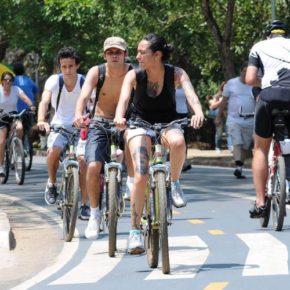 Ciclistas...