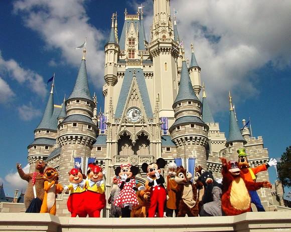 Shows diarios en Disneyland Paris