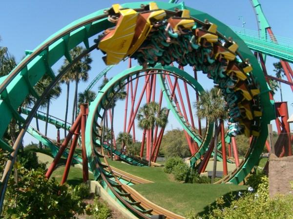 Kumba at Busch Gardens Tampa