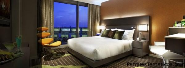 Habitaciones de lujo en Hard Rock Hotel