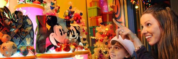 Festival of The Seasons en Downtown Disney Evento Especial de Invierno desde noviembre de 2012 - diciembre de 2012