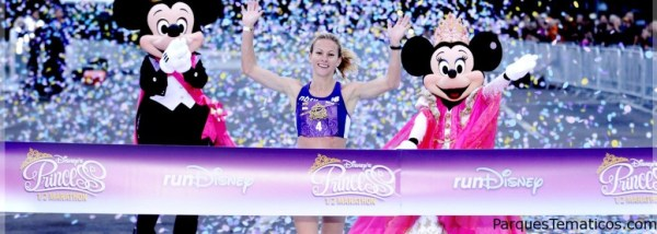 Disney's Princess Half Marathon Weekend