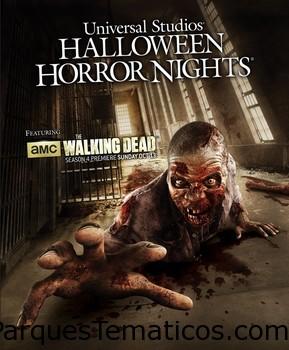 Walking Dead returns to Universal Studios for Halloween Horror Nights 2013