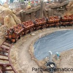 Tren Seven Dwarfs Mine Train