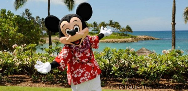 Aulani Disney Resort y Spa en Hawaii