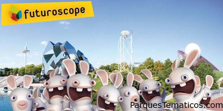 Las Novedades de Futuroscope en 2014