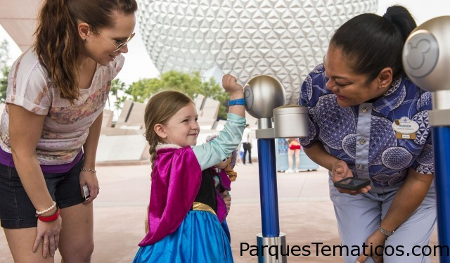 MyMagic+ transforma el mundo de Walt Disney World