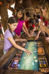 Juegos interactivos mientras se espera el ingreso al juego