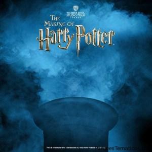 The Making of Harry Potter, así se anunciaba días antes para crear misterio sobre que era la nueva expansión en el parque de Londres