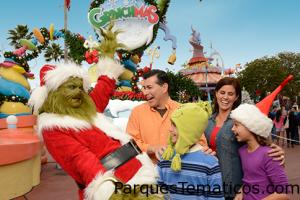 Una navidad distinta con el Grinchmas