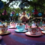 Mad Tea Party en Disneyland