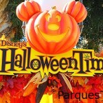 Halloween Time 2014 en Disney con divertidas calabazas