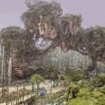 Bocetos finales de como se verá la Tierra de Avatar