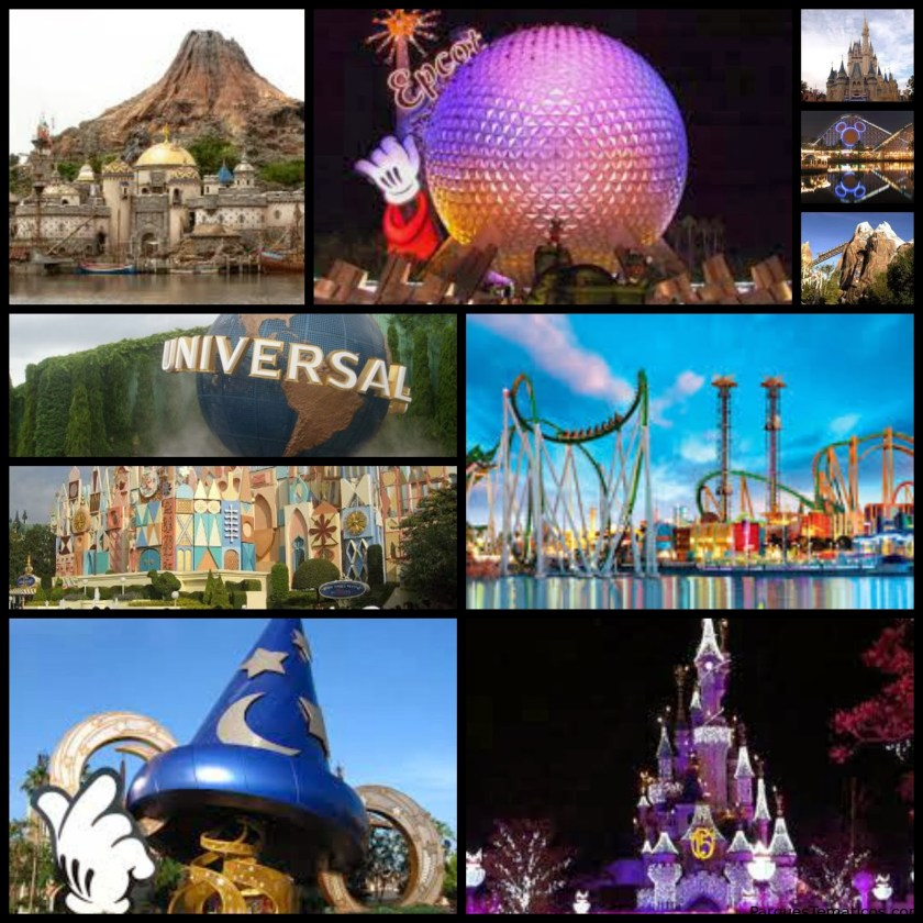 Listado completo de Atracciones, Cena Shows, Parques Temáticos, Museos, Zoológicos y todo lo relacionado al entretenimiento.