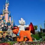 Un festival de flores, música y colores: 'Swing into spring' llega a Disneyland® Paris